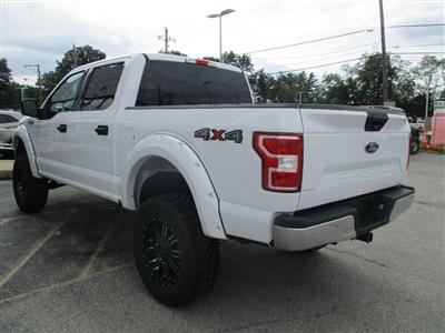 2018 F-150 SuperCrew Cab 4x4,  Pickup #Z2896 - photo 7
