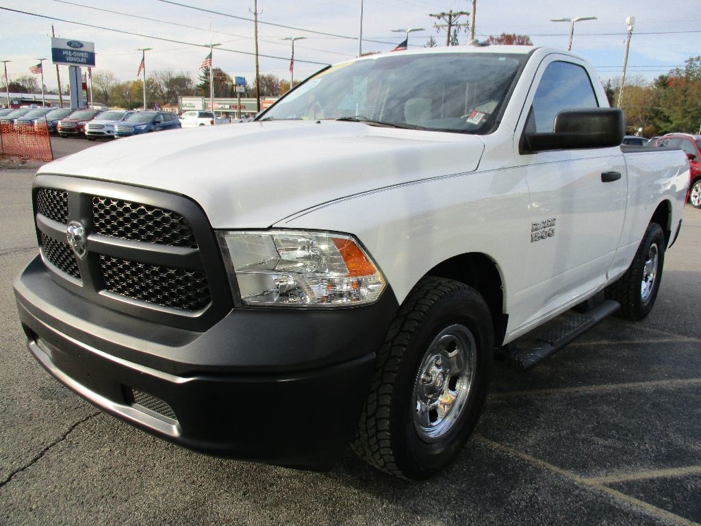 2013 Ram 1500 Regular Cab 4x2,  Pickup #Z2913 - photo 8