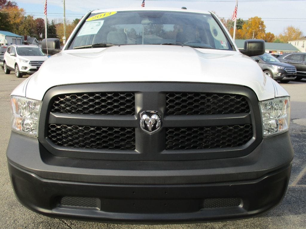 2013 Ram 1500 Regular Cab 4x2,  Pickup #Z2913 - photo 9