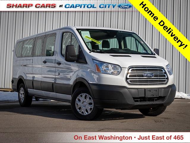 2019 Ford Transit 350 Low Roof 4x2, Passenger Wagon #Z3950 - photo 1