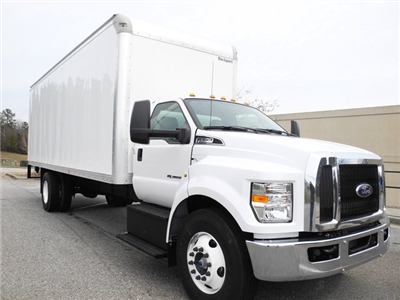 2017 F-650 Regular Cab, Rockport Dry Freight #DB04399 - photo 3