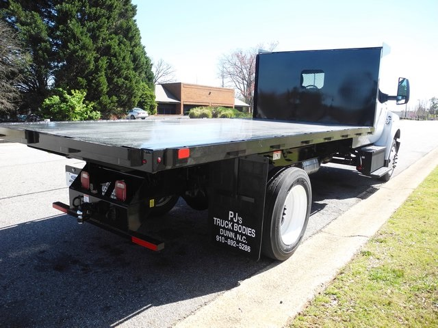 2017 F-650 Regular Cab DRW, Platform Body #DB05486 - photo 2