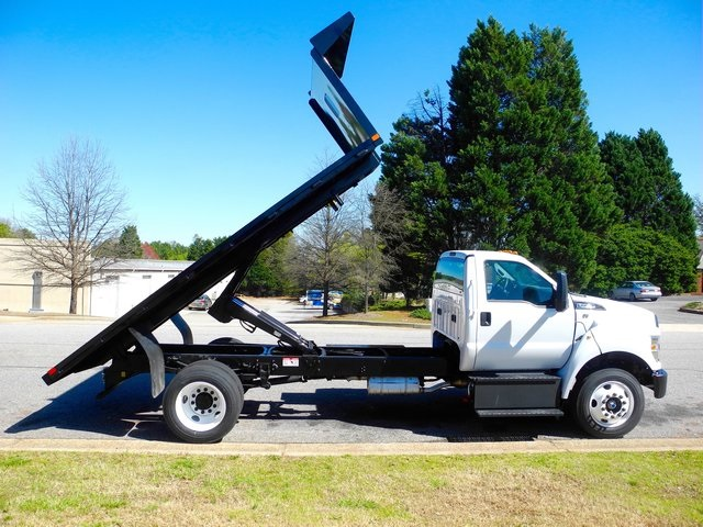 2017 F-650 Regular Cab DRW, Platform Body #DB05486 - photo 8