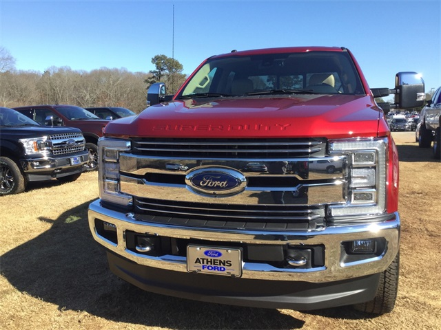 2018 F-350 Crew Cab 4x4, Pickup #EB03712 - photo 5