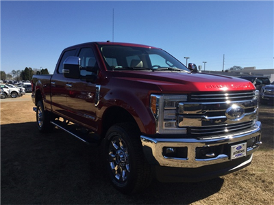 2018 F-350 Crew Cab 4x4, Pickup #EB03712 - photo 3
