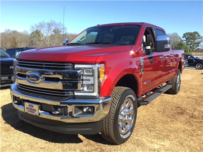 2018 F-350 Crew Cab 4x4, Pickup #EB03712 - photo 1
