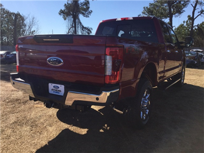 2018 F-350 Crew Cab 4x4, Pickup #EB03712 - photo 8