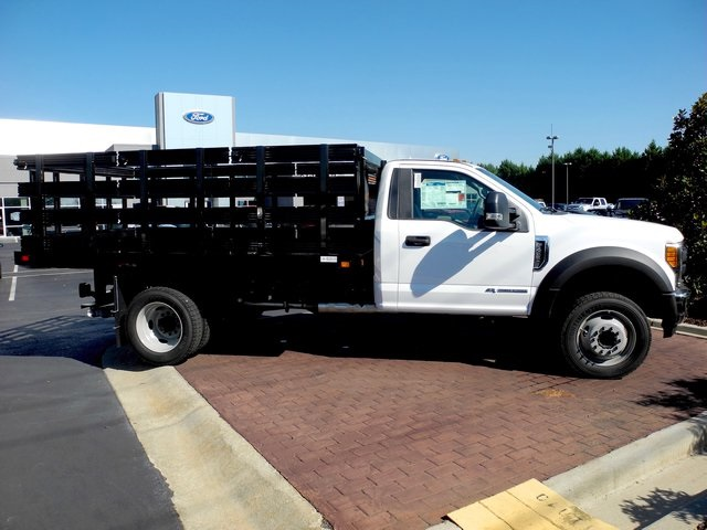 2017 F-450 Regular Cab DRW, Knapheide Stake Bed #EB15004 - photo 10
