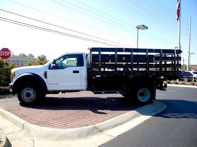 2017 F-450 Regular Cab DRW, Knapheide Stake Bed #EB15004 - photo 14