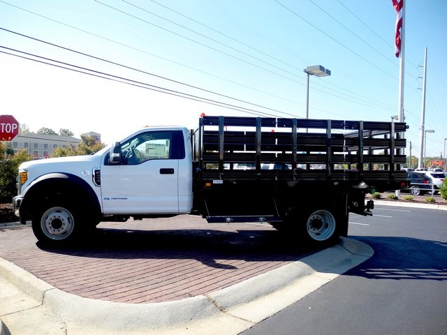 2017 F-450 Regular Cab DRW, Stake Bed #EB15004 - photo 15