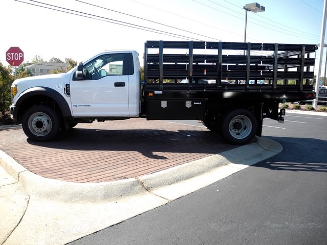 2017 F-450 Regular Cab DRW, Knapheide Stake Bed #EB15004 - photo 17