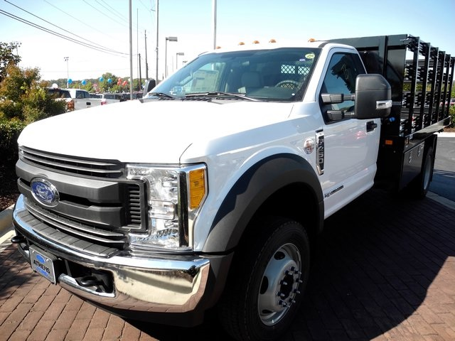 2017 F-450 Regular Cab DRW, Knapheide Stake Bed #EB15004 - photo 18