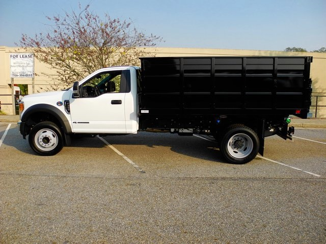 2017 F-550 Regular Cab DRW, Knapheide Landscape Dump #EB15005 - photo 17