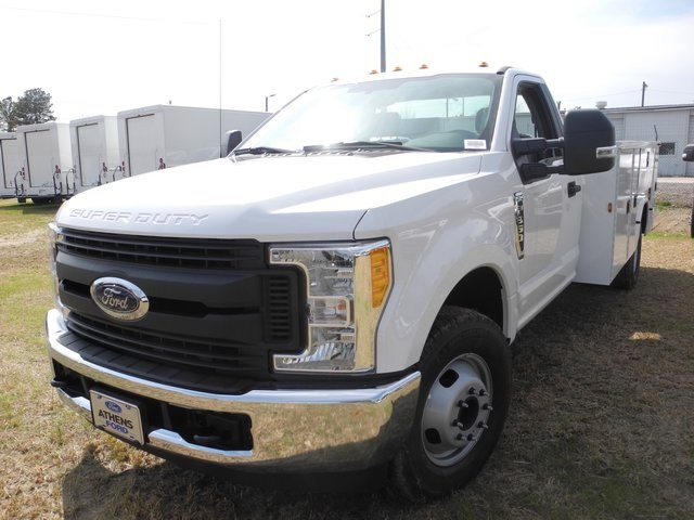 2017 F-350 Regular Cab DRW, Knapheide Service Body #EB24815 - photo 13