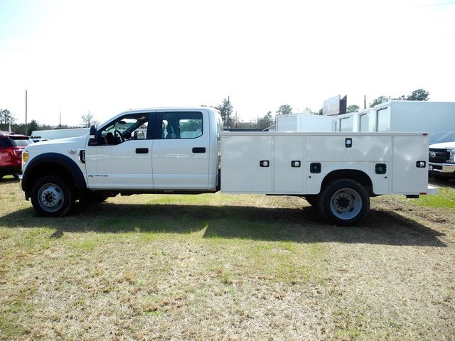 2017 F-550 Crew Cab DRW 4x4, Knapheide Service Body #EB24821 - photo 15