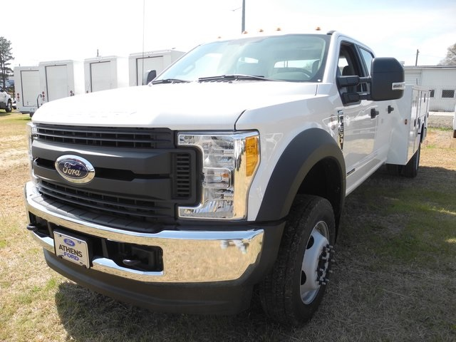 2017 F-550 Crew Cab DRW 4x4, Knapheide Service Body #EB24821 - photo 18