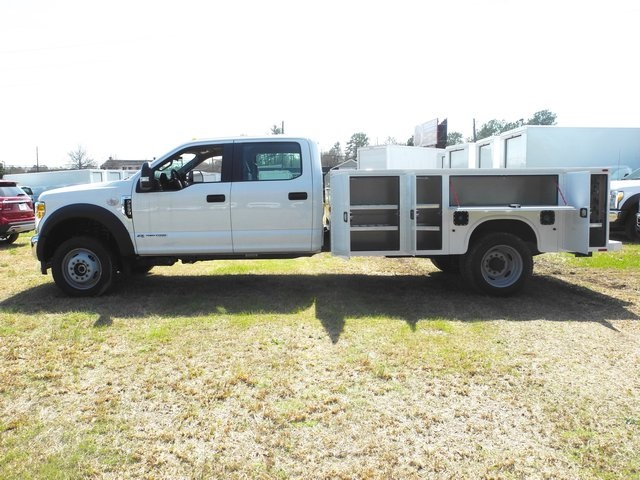 2017 F-550 Crew Cab DRW 4x4, Knapheide Service Body #EB24821 - photo 20