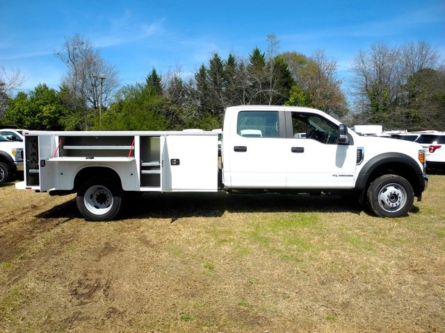 2017 F-550 Crew Cab DRW 4x4, Knapheide Service Body #EB24821 - photo 8