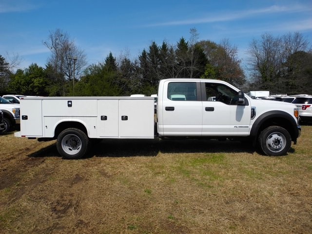 2017 F-550 Crew Cab DRW 4x4, Knapheide Service Body #EB24821 - photo 9