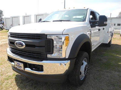 2017 F-550 Crew Cab DRW 4x4 #EB24821 - photo 18