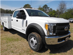 2017 F-550 Crew Cab DRW 4x4, Knapheide Service Body #EB24821 - photo 1
