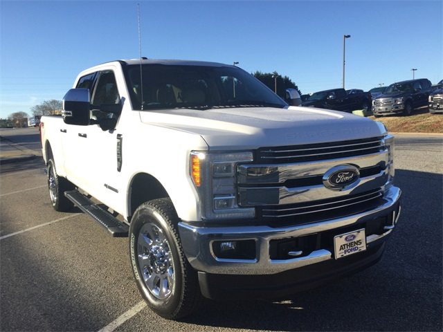 2018 F-350 Crew Cab 4x4, Pickup #EB25420 - photo 3