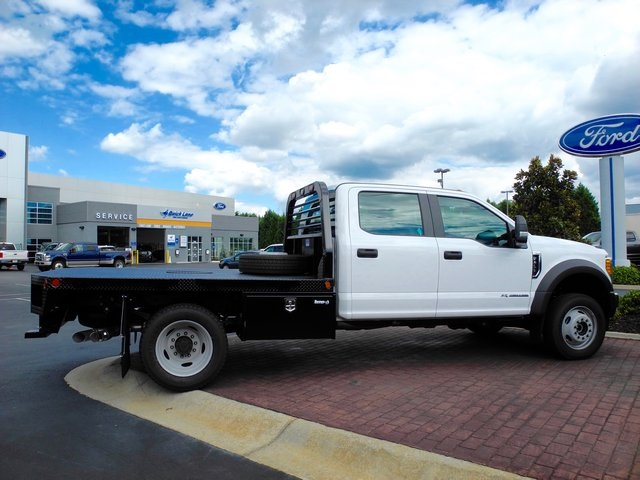 2017 F-450 Crew Cab DRW 4x4, Freedom Platform Body #EB30612 - photo 10