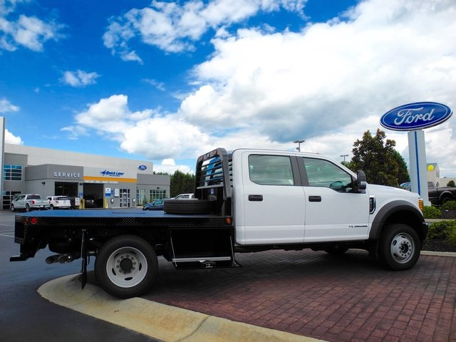 2017 F-450 Crew Cab DRW 4x4, Freedom Platform Body #EB30612 - photo 11