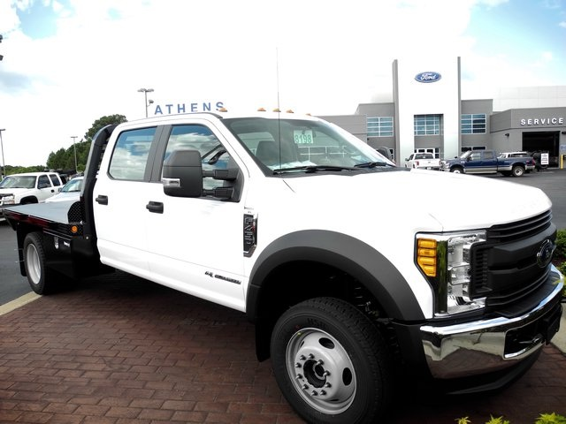 2017 F-450 Crew Cab DRW 4x4, Freedom Platform Body #EB30612 - photo 15