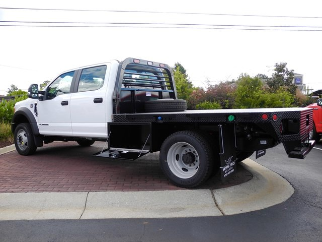 2017 F-450 Crew Cab DRW 4x4, Freedom Platform Body #EB30612 - photo 2