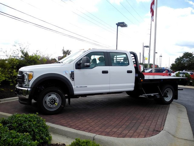 2017 F-450 Crew Cab DRW 4x4, Freedom Platform Body #EB30612 - photo 19