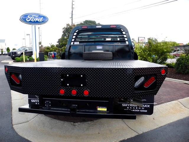 2017 F-450 Crew Cab DRW 4x4, Freedom Platform Body #EB30612 - photo 21