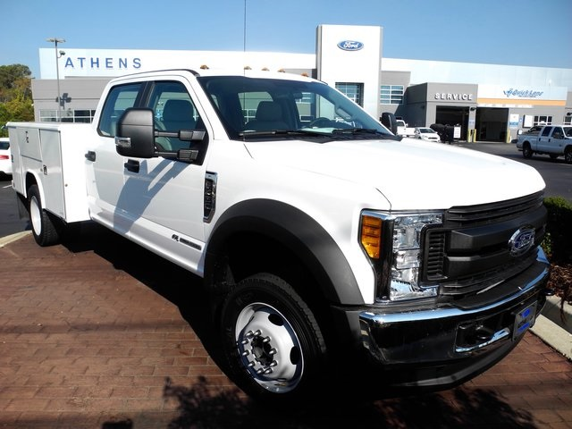 2017 F-450 Crew Cab DRW 4x4 #EB30613 - photo 3