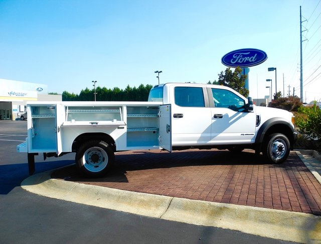 2017 F-450 Crew Cab DRW 4x4, Reading Service Body #EB30613 - photo 15