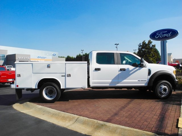 2017 F-450 Crew Cab DRW 4x4, Reading Service Body #EB30613 - photo 11
