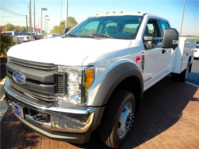2017 F-450 Crew Cab DRW 4x4 #EB30613 - photo 1