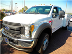 2017 F-450 Crew Cab DRW 4x4, Reading Service Body #EB30613 - photo 1