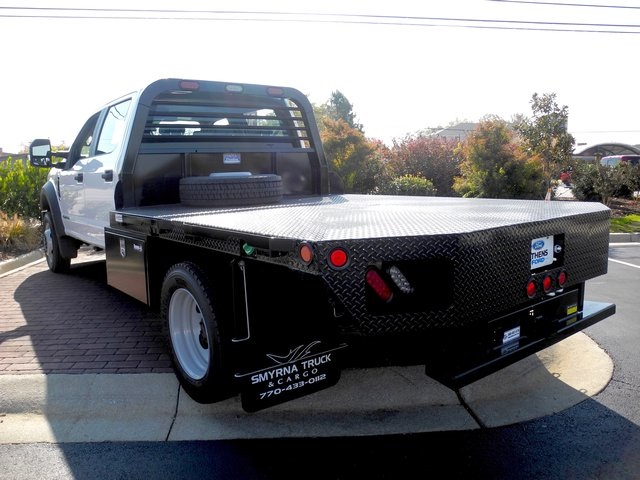 2017 F-550 Crew Cab DRW 4x4, Freedom Platform Body #EB30615 - photo 15