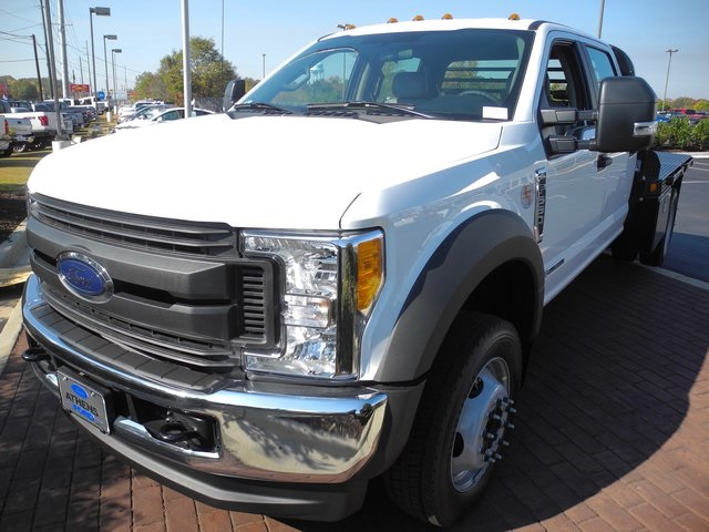 2017 F-550 Crew Cab DRW 4x4, Freedom Platform Body #EB30615 - photo 18