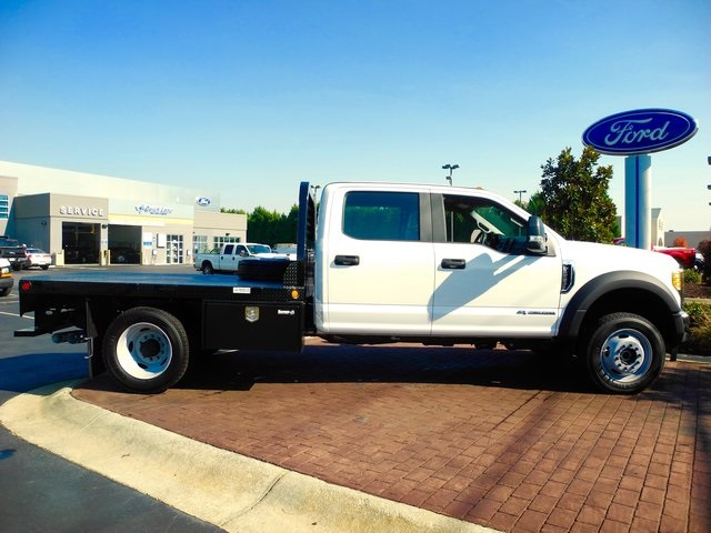 2017 F-550 Crew Cab DRW 4x4, Freedom Platform Body #EB30615 - photo 9