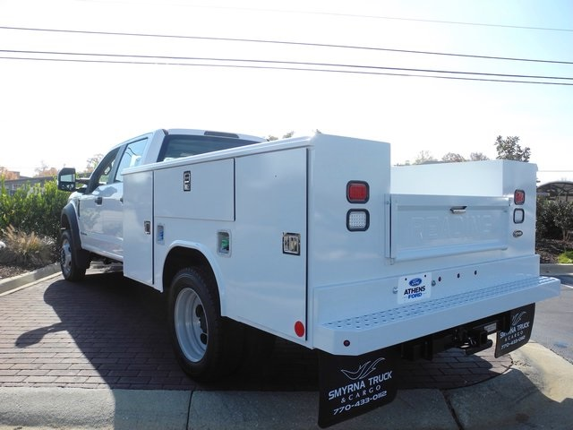 2017 F-550 Crew Cab DRW 4x4, Reading Service Body #EB30616 - photo 2