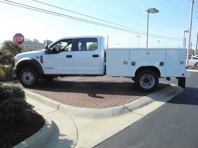 2017 F-550 Crew Cab DRW 4x4, Reading Service Body #EB30616 - photo 14