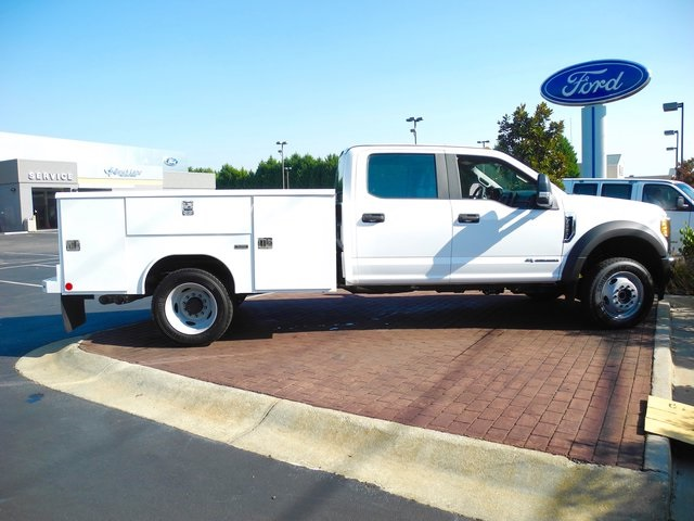 2017 F-550 Crew Cab DRW 4x4, Reading Service Body #EB30616 - photo 10