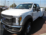 2017 F-550 Crew Cab DRW 4x4, Reading Service Body #EB30616 - photo 1