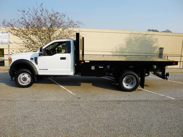 2017 F-550 Regular Cab DRW 4x4, Knapheide Platform Body #EB30723 - photo 18