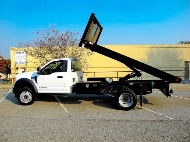 2017 F-550 Regular Cab DRW 4x4, Knapheide Platform Body #EB30723 - photo 22