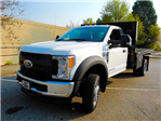 2017 F-550 Regular Cab DRW 4x4, Knapheide Platform Body #EB30723 - photo 1