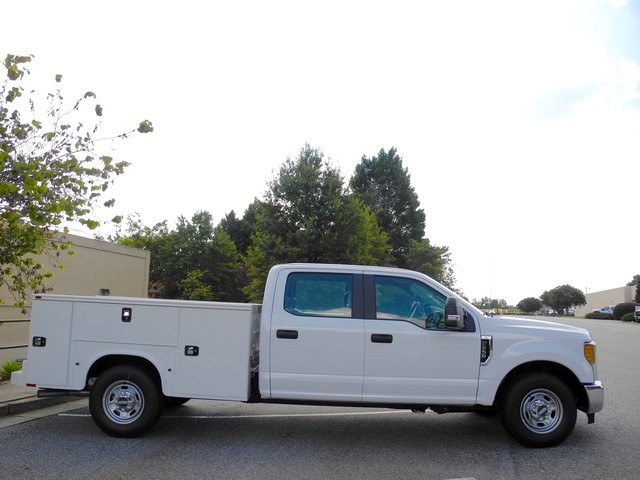 2017 F-250 Crew Cab, Knapheide Service Body #EB42068 - photo 8