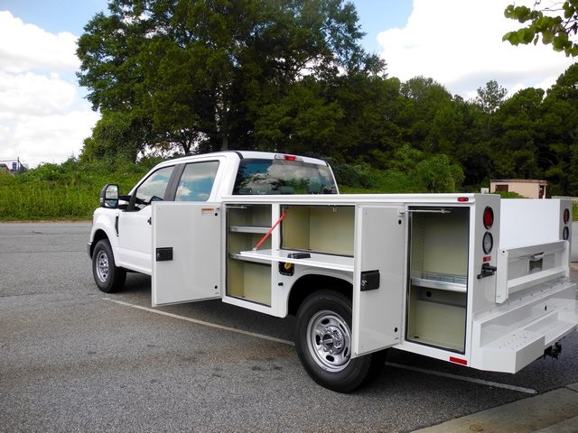 2017 F-250 Crew Cab, Knapheide Service Body #EB42068 - photo 13