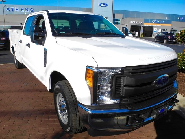2017 F-250 Crew Cab, Knapheide Service Body #EB42070 - photo 3